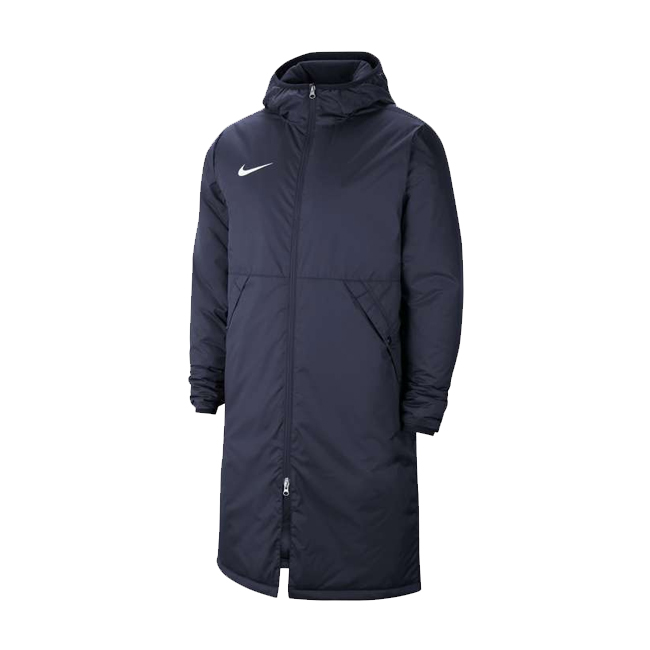 Parka Nike Team Park 20 Fall Bleu marine Blanc CW6156-451