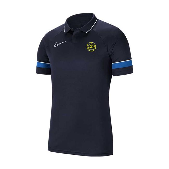 Polo AS Courdimanche CW6104-453 CW6106 Nike