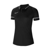 Polo Nike Academy 21 Femme Noir Blanc CV2673-014