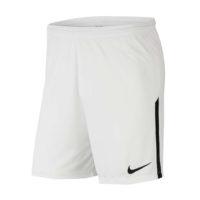 Short Nike League II Knit Blanc Noir BV6852-100