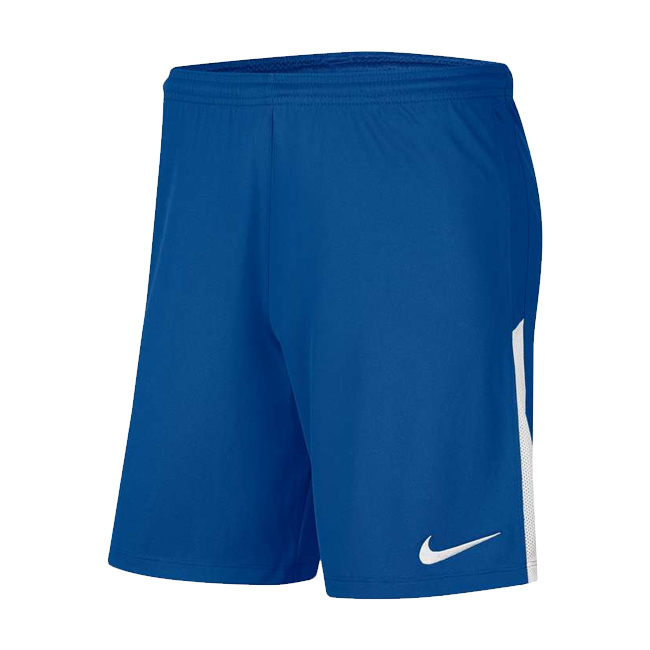Short Nike League II Knit Bleu fonce Blanc BV6852-477