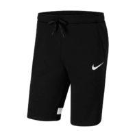 Short Nike Strike 21 Fleece Noir Blanc CW6521-010