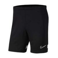 Short d'entrainement Nike Academy 21 Noir Blanc CW6107-010
