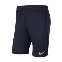 Short d'entrainement Nike Park 20 Bleu marine Blanc CW6152-451