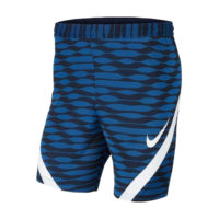 Short d'entrainement Nike Strike 21 Bleu marine Blanc CW5850-451