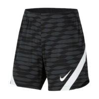 Short d'entrainement Nike Strike 21 Femme Noir Blanc CW6095-010