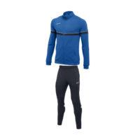 Survetement Knit Nike Academy 21 Bleu roi Bleu marine CW6113-463 CW6122-451