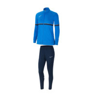 Survetement Nike Academy 21 Femme Bleu roi Bleu marine CV2677-463 CV2665-451
