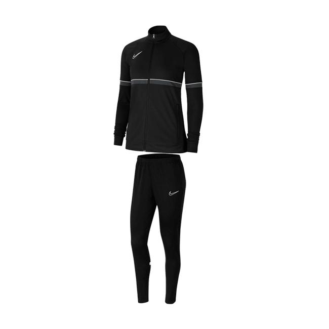 Survetement Nike Academy 21 Femme Noir Blanc CV2677-014 CV2665-010