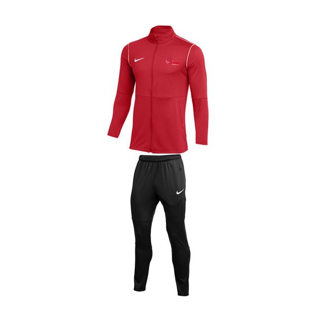 Survetement Nike FF Issy Rouge Blanc BV6885 BV6906 BV6877 BV6902