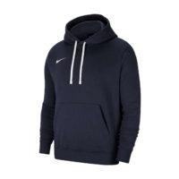 Sweat a capuche Nike Team Club 20 Bleu marine Blanc CW6894-451