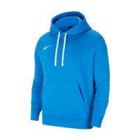 Sweat a capuche Nike Team Club 20 Bleu roi Blanc CW6894-463