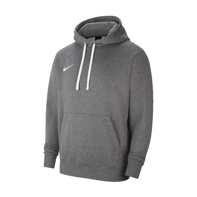 Sweat a capuche Nike Team Club 20 Charcoal Blanc CW6894-071