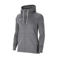 Sweat a capuche Nike Team Club 20 Femme Charcoal Blanc CW6955-071