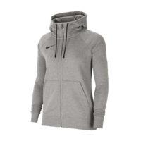Sweat a capuche Nike Team Club 20 Femme Gris Noir CW6955-063