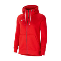 Sweat a capuche Nike Team Club 20 Femme Rouge Blanc CW6955-657