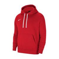 Sweat a capuche Nike Team Club 20 Rouge Blanc CW6894-657