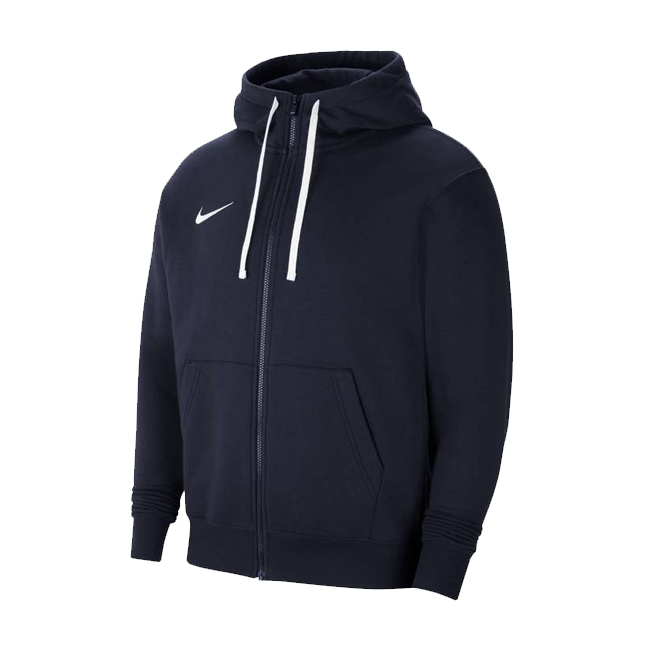 veste a capuche full zip Nike Team Club 20 Bleu marine Blanc CW6887-451
