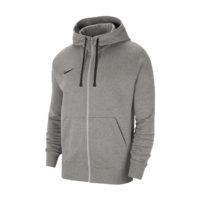veste a capuche full zip Nike Team Club 20 Gris Noir CW6887-063