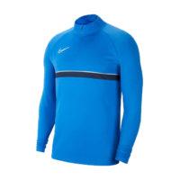 Sweat d'entrainement Nike Academy 21 Bleu roi Bleu marine CW6110-463