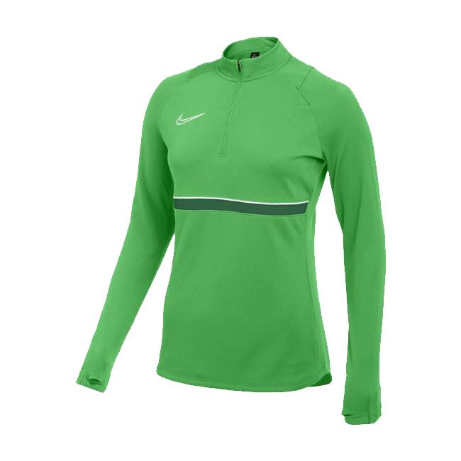 Sweat d'entrainement Nike Academy 21 Femme Vert Blanc CV2653-362
