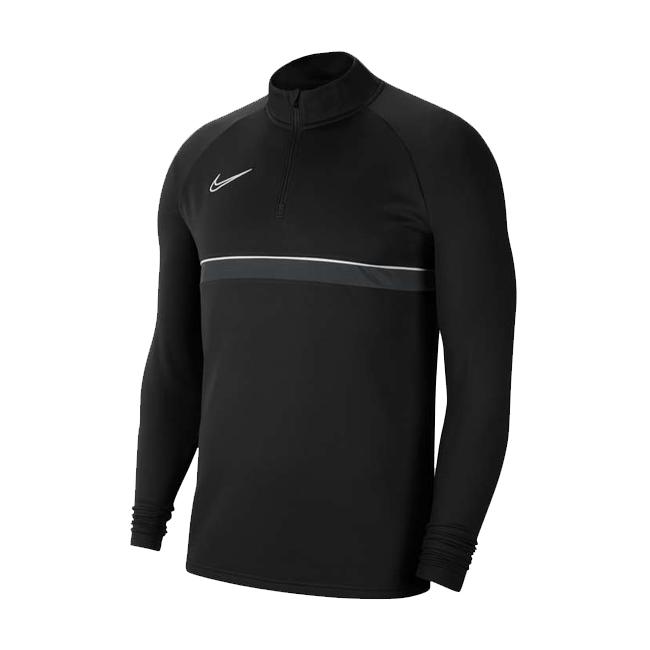 Sweat d'entrainement Nike Academy 21 Noir Anthracite CW6110-014