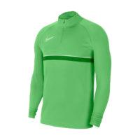 Sweat d'entrainement Nike Academy 21 Vert Blanc CW6110-362