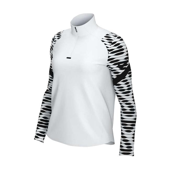 Sweat d'entrainement Nike Strike 21 Blanc Noir CW5858-100