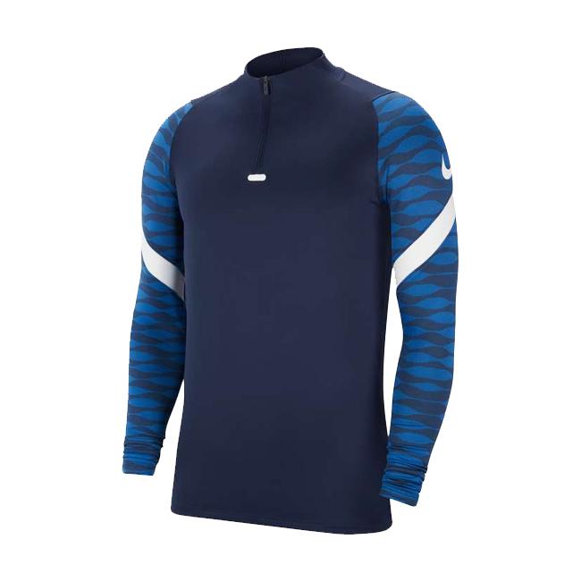 Sweat d'entrainement Nike Strike 21 Marine Bleu CW5858-451