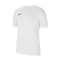 Tee-shirt Nike Park 20 Blanc Noir CW6952-100