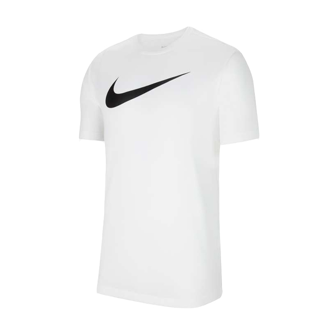 Tee-shirt Nike Team Club 20 Blanc Noir CW6936-100