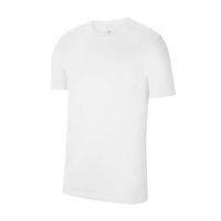 Tee-shirt Nike Team Club 20 Blanc Noir CZ0881-100