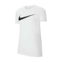 Tee-shirt Nike Team Club 20 Femme Blanc Noir CW6967-100