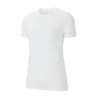 Tee-shirt Nike Team Club 20 Femme Blanc Noir CZ0903-100