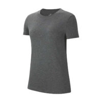 Tee-shirt Nike Team Club 20 Femme Charcoal Blanc CZ0903-071