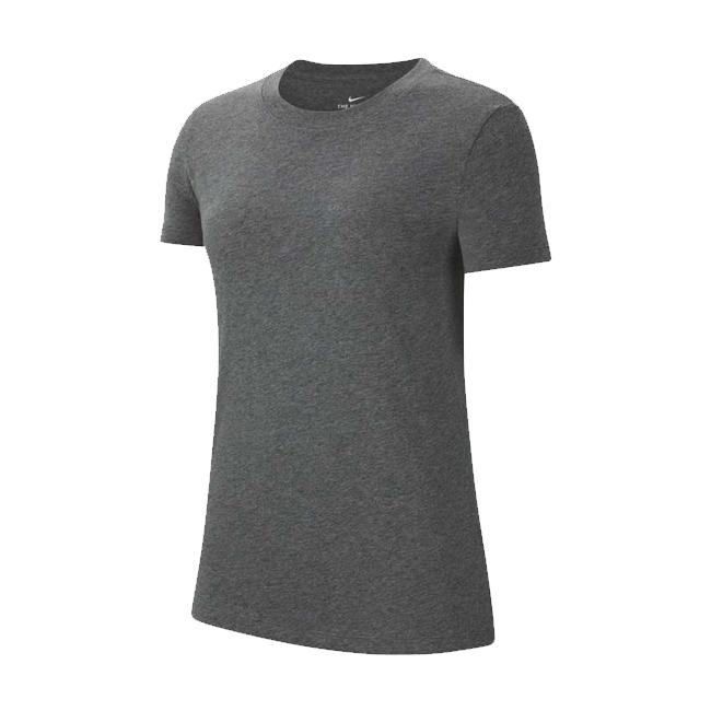 Tee-shirt Nike Team Club 20 Femme Charcoal Blanc CZ0903-071