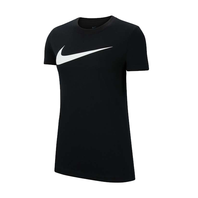 Tee-shirt Nike Team Club 20 Femme Noir Blanc CW6967-010