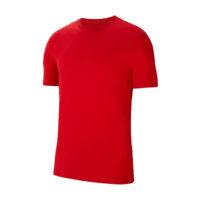 Tee-shirt Nike Team Club 20 Rouge Blanc CZ0881-657