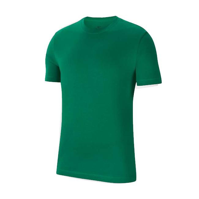 Tee-shirt Nike Team Club 20 Vert Blanc CZ0881-302