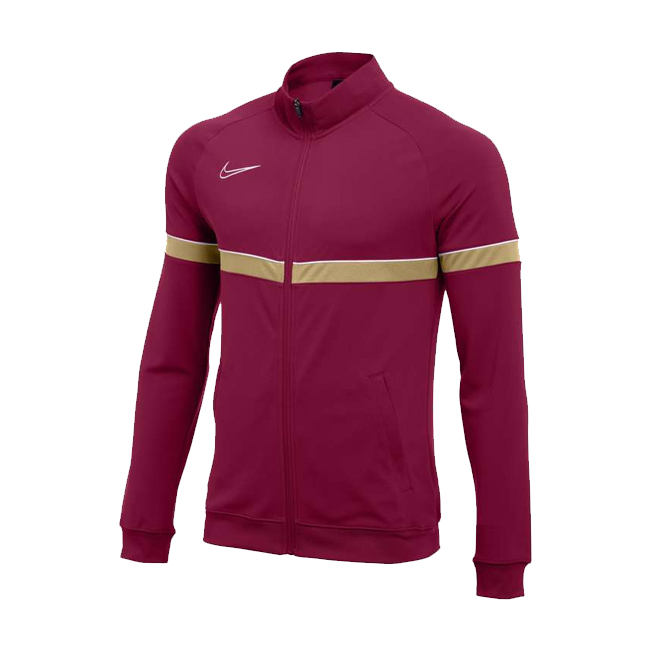 Veste Knit Nike Academy 21 Bordeaux Or CW6113-677