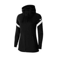 Veste d'entrainement Nike Strike 21 Femme Noir Blanc CW6098-010