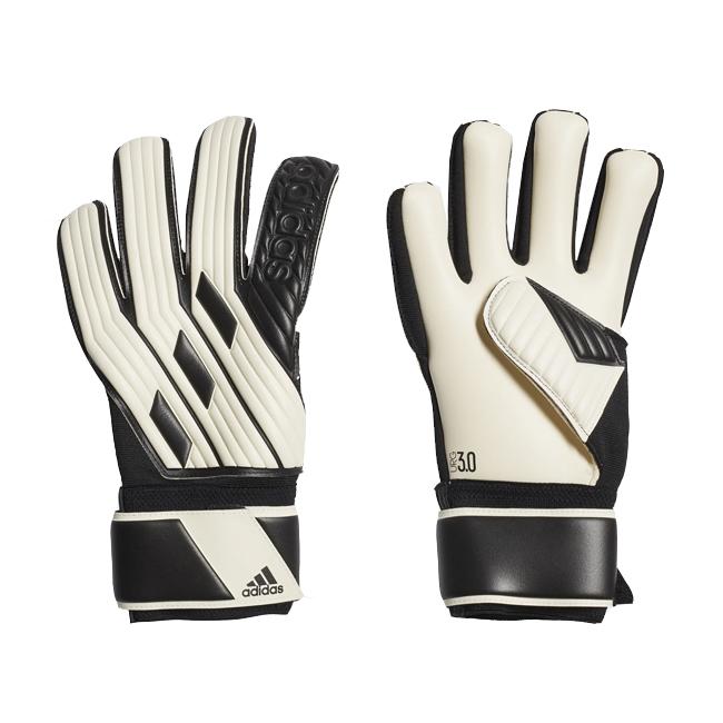 Gants de gardien de but ADIDAS Tiro League Blanc Noir GI6381