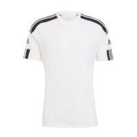 Maillot ADIDAS Squadra 21 Blanc Noir GN5723 GN5738