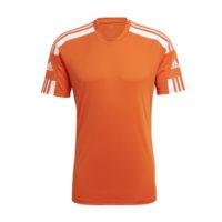 Maillot ADIDAS Squadra 21 Orange Blanc GN8092 GN8089