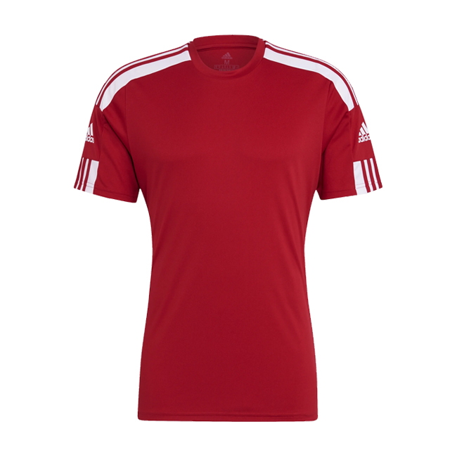 Maillot ADIDAS Squadra 21 Rouge Blanc GN5722 GN5746