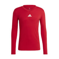Maillot ADIDAS Team Base Rouge Blanc GN5674 GN5711