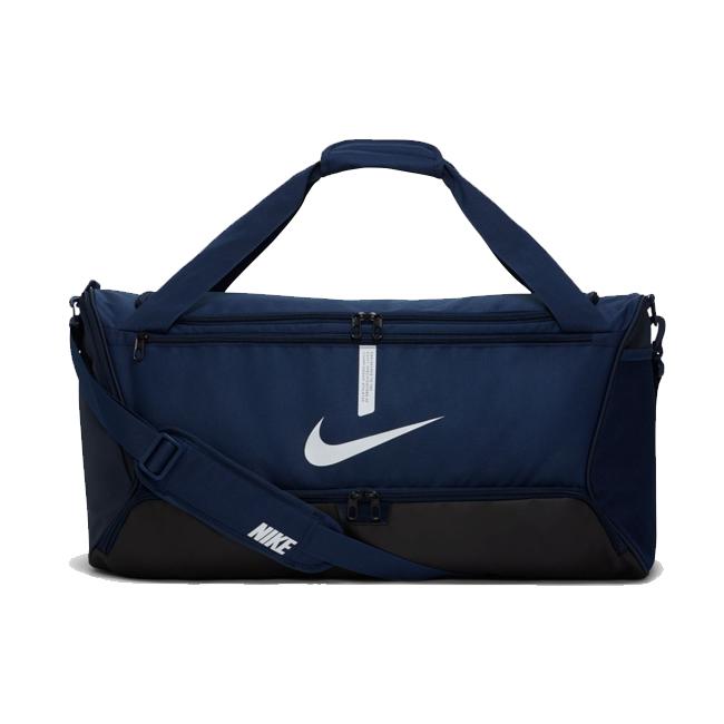 Sac Nike Academy Team Duffel - M Marine Blanc CU8090-410