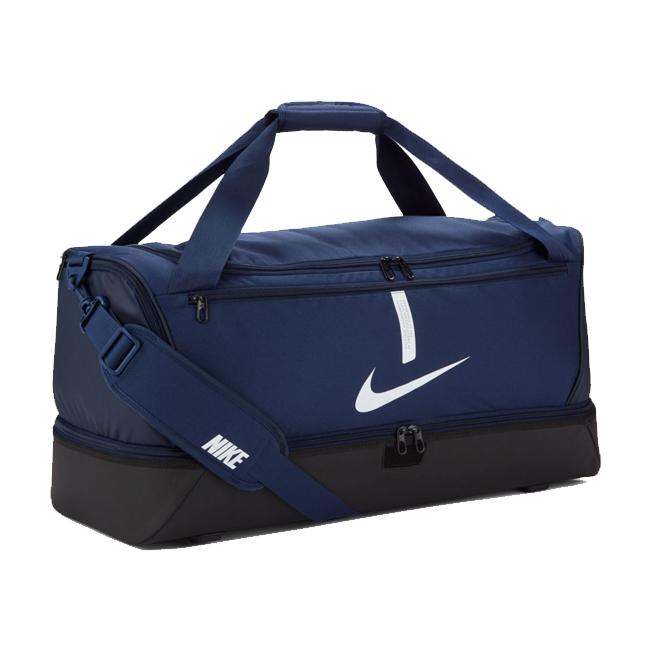 Sac Nike Academy Team Hardcase - L Bleu marine Blanc CU8087-410