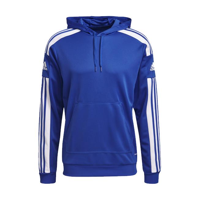 Sweat a capuche ADIDAS Squadra 21 Bleu Blanc GP6436 GP6434