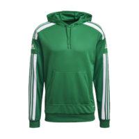 Sweat a capuche ADIDAS Squadra 21 Vert Blanc GP6432